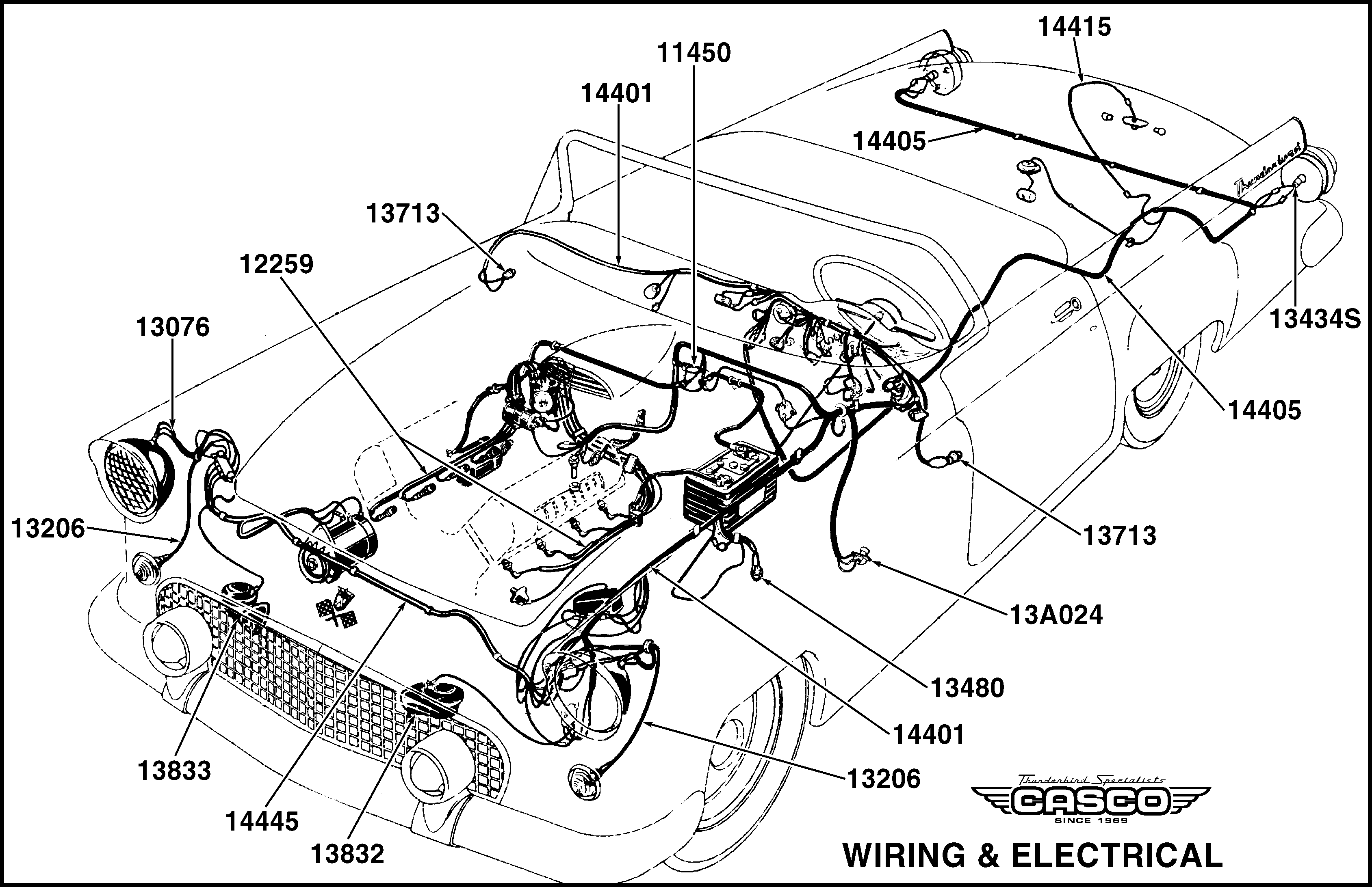 Spark Plug Wire Install Kit 1955 Wiring Images