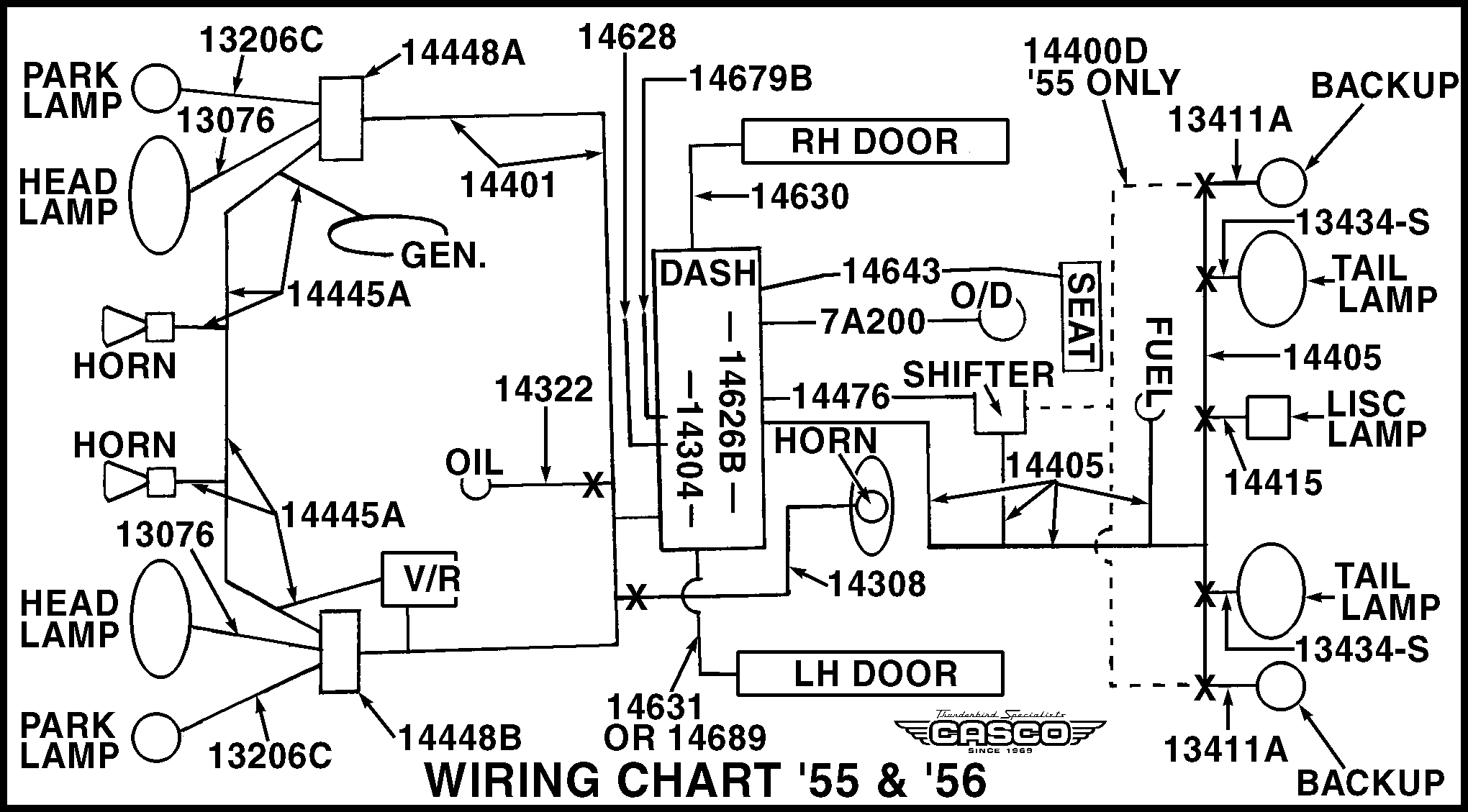 Junction Block Single Stack 55 6 1 Per Car Wiring Images Wiringchart 56