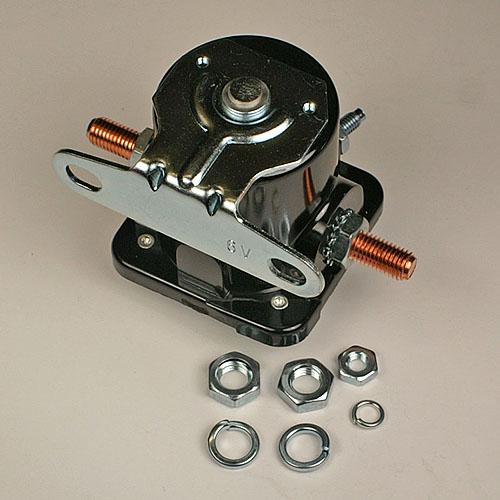 Starter Solenoid - Replacement - 55 - 1 Per car-classictbird com