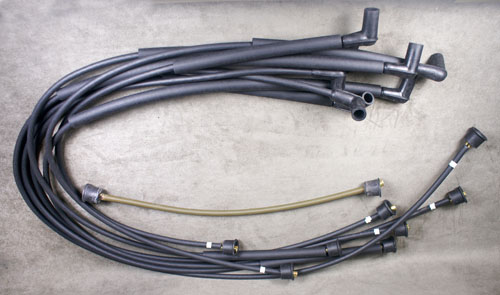 Swell Premium Plug Wire Set A Wires Graphite Core And All Silicone Wiring Cloud Oideiuggs Outletorg