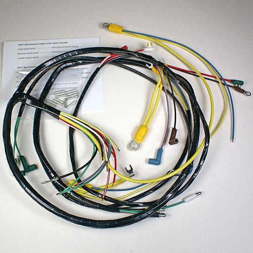 main harness repair - eng compt - 56 - 1 per car