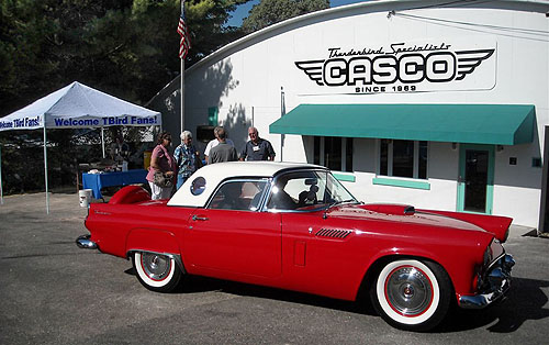 CATALOG REQUEST To Request A Copy Of Our Free 72 Page Classic Thunderbird Illustrated Parts Catalog Email CASCO Please Include Name